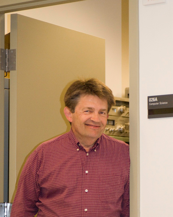 Picture of Professor George Ledin